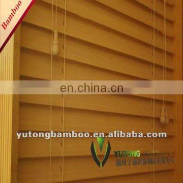 *Natural Bamboo window Blinds