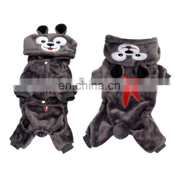 Fleece Dog Hoodie Dog Clothes Winter Dog Outfits, Christmas Fashion Pet Costume Dog Sweatshirt