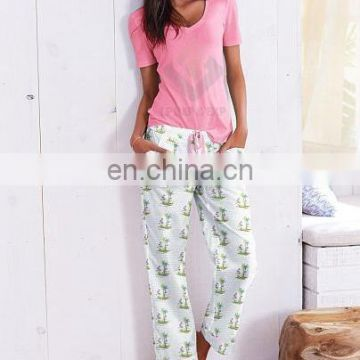 Ladies beautiful Pajamas set