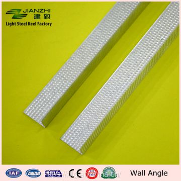 Promotion item 25*25mm corrosion resistant galvanized ceiling wall angle for hot sale