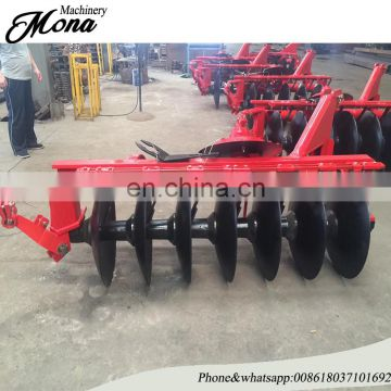 Tractor Use pto driven disc plough Hot Selling in Europe Market