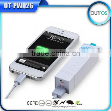 shenzhen factory cheapest price 2600mah high quality cell phone battery charger