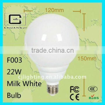 F003 Top sale tricolor and mixed phosphor high power energy saving lamp cfl bulbs