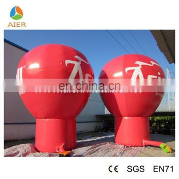 inflatable ground balloon for promotion, inflatable costume balloon