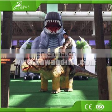 OEM customized attractive realistic remote control dinosaur for kids