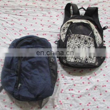 China supply used school bags high quality used pack bags mixed lady used purse bags
