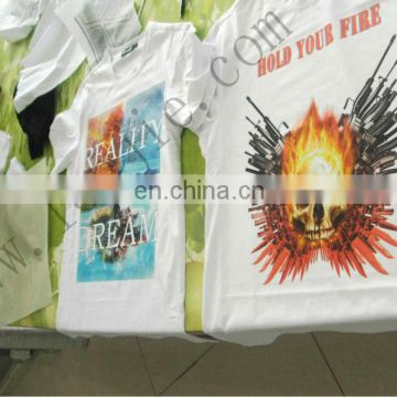 SLJET used large wide format digital t-shirt printer