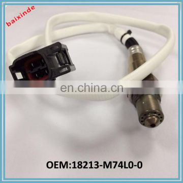 Auto Parts O2 Sensor 18213-M74L0-0 For Suzuki RS413 18213M74L00