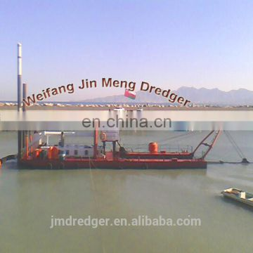 Portable River Mining Machine with cutter head