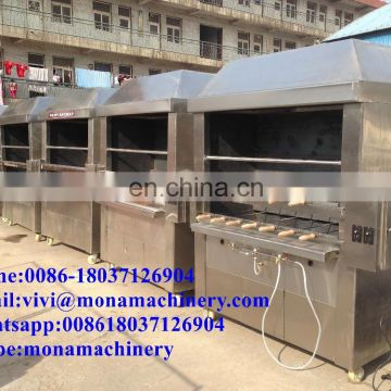 hot selling kebab equipment/Brazilian Churrascos machine/ meat barbecue machine 008618037126904