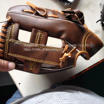 fashion   12inch  Baseball gloves  with  LOGO