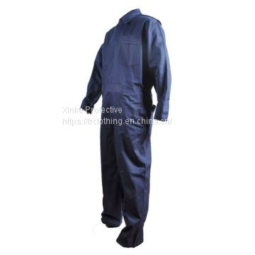 100% Cotton Short Sleeve Cheap Work Grey Coveralls