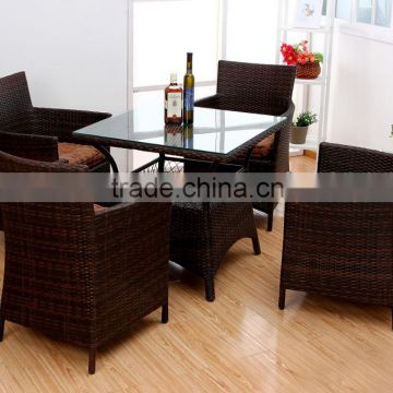 China Supplier garden furniture set outdoor console table New Product environmentally protective