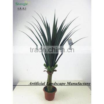 SAS201607 Artificial Green Plant for Indoor Decoration