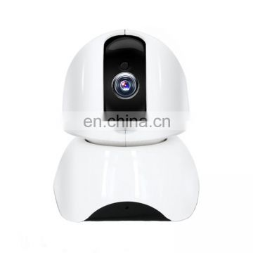 very very small hidden camera 6 Smart Rotatable P2P HD Video Camera IP security wireless hidden baby camera