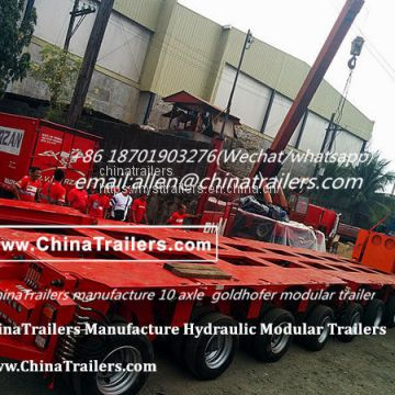 chinatrailers sell modular trailers at 70% discount