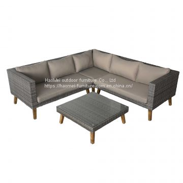 New Low Price 7 Seater China Lounge Sofa Set Outdoor Furniture Modern Online Ping