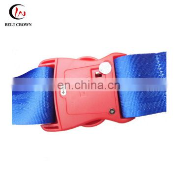 Quality custom nylon adjustable password TSA lock luggage belt