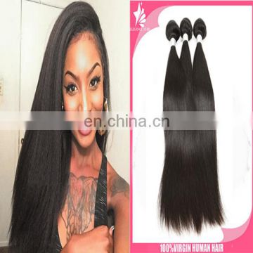 Alibaba cuticle aligned human hair extension