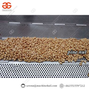 Automatic Seeds Nuts Almonds Roasting Machine Nut Roasting Machine Cashew Roasting Machine