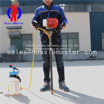 Made in China BXZ-1 Backpack Core Drilling Rig Rock Diamond Core Machine For Sale