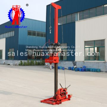 Facilitate transport diesel engine sampling drilling machinery  hot-selling