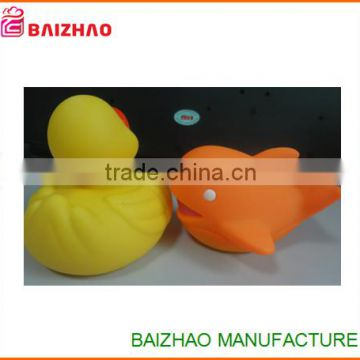 Hot promotion yellow duck toy Bath Toy/plastic bath toy/Vinyl bath vinyl Toy figure factory