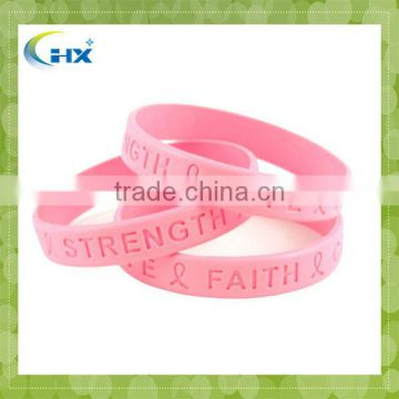 high-quality mixed colorful logo custom printed wristbands