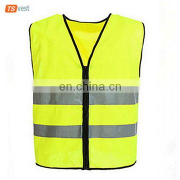 High Quality Apparel Reflective Safety Jacket