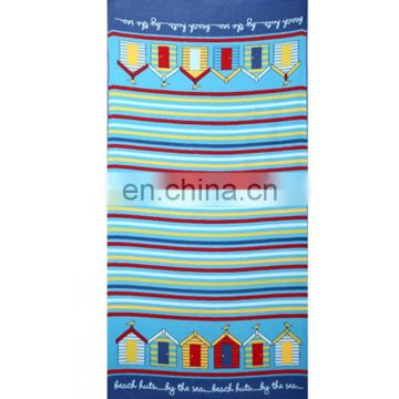 Popular Sublimated Custom Beach Towel for Sexy Girls