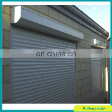 rolling security shutters