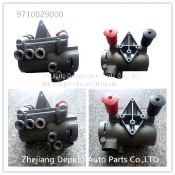 Zhejiang Depehr Heavy Duty European Tractor Control Valve DAF SCANIA MAN Truck Multi-way Valve 9710029000 9710029120