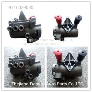 Zhejiang Depehr Heavy Duty European Truck Transmission Parts