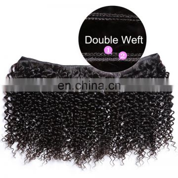 Virgin human hair extension