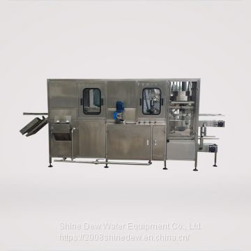Automatic 3-5 gallon water bottling Filling Machine In PLC Control