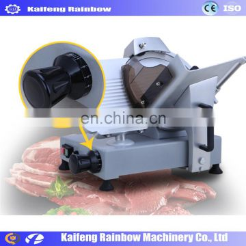Commercial CE approved Meat Mutton Beef Slice Cutter Shredding Cutting Machine Frozen Beef Roll Slices Cutting Machine