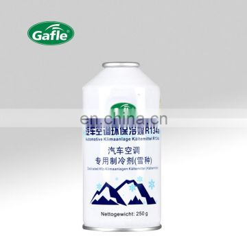Gafle Automotive air conditioning134a  refrigerant