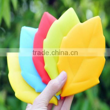 High quality folding silicone cup / portable travel cup /outdoor Rinse cup