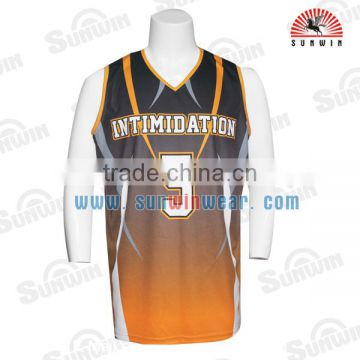 bc473eded72 Hot selling top quality basketball jersey logo design from China of Basketball  Uniform from China Suppliers - 144958528