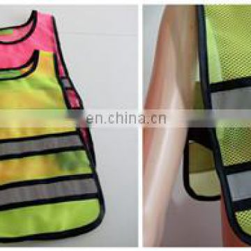 Fashion safety vest for cute children