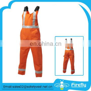 High visibility ladies suspender trousers