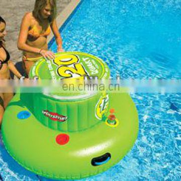 inflatabe floating pool cooler