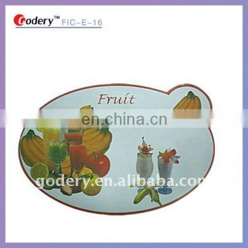 Promotional PVC Table Mat