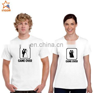 2db1300fa8 design sports factory direct wholesale oem quick dry american apparel  fitness custom made couple t shirts of couple from China Suppliers -  158102694