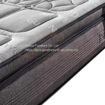 Top Bed Spring Mattress Individual Coils Queen Double Twin King Single Full Sizes Mattress Bedroom 10 Inch