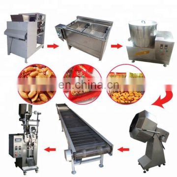 frying machine for fries fried potato chips production line potato frying machine