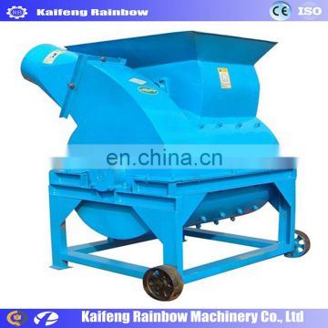 Electrical Manufacture large electric or diesel silage rice straw crushing hay cutter machine