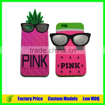 Blank 3d sublimation cover for iphone 6 OEM phone case