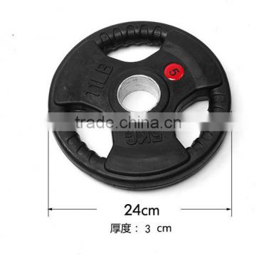 environmentally friendly Weight plate Type Hand grip Olympic