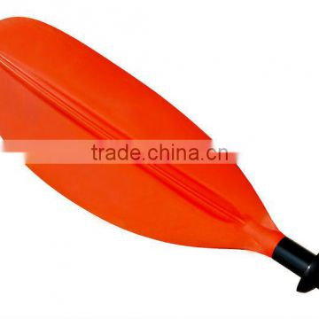 High performance and adjustable aluminum alloy kayak paddle